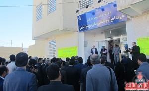 افتتاح-ساختمان-جدید-آبفار-رفسنجان-خانه-خشتی-1