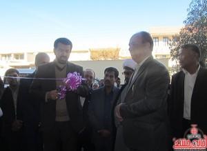 افتتاح-ساختمان-جدید-آبفار-رفسنجان-خانه-خشتی-2